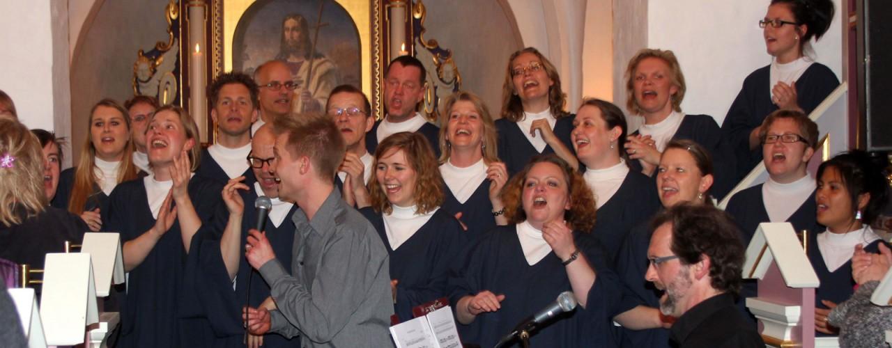 Koncert i Uvelse Kirke
