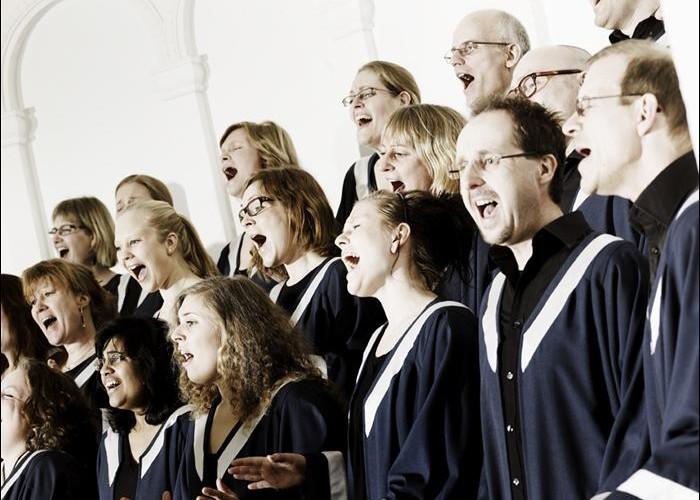 Koncert i Slangerup kirke