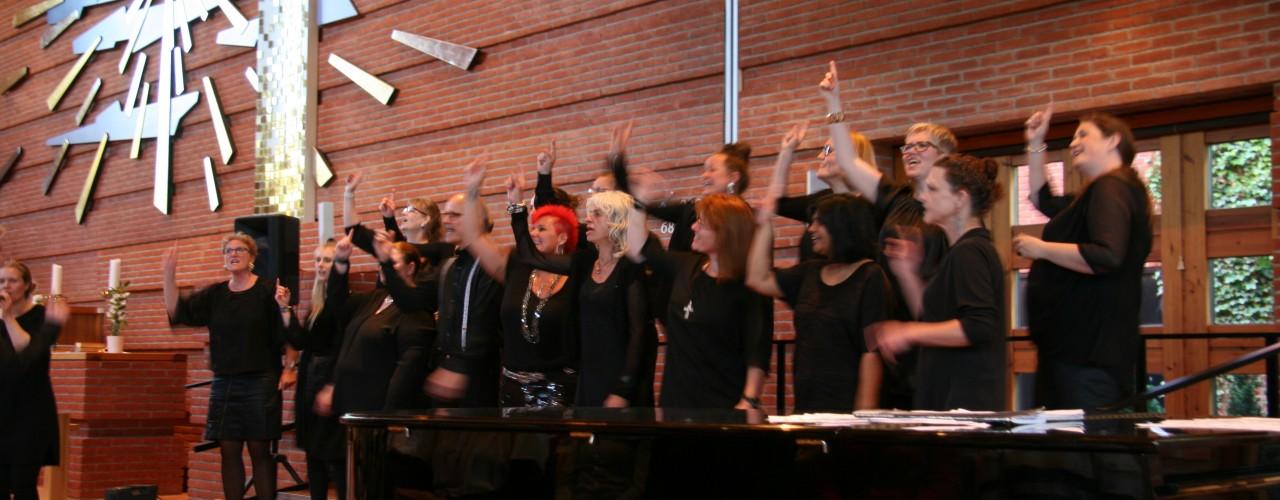 Koncert på Aarhus Efterskole