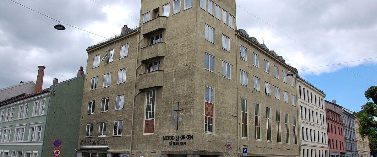 Gospelgudstjeneste i Kirken på Bjølsen (Oslo)
